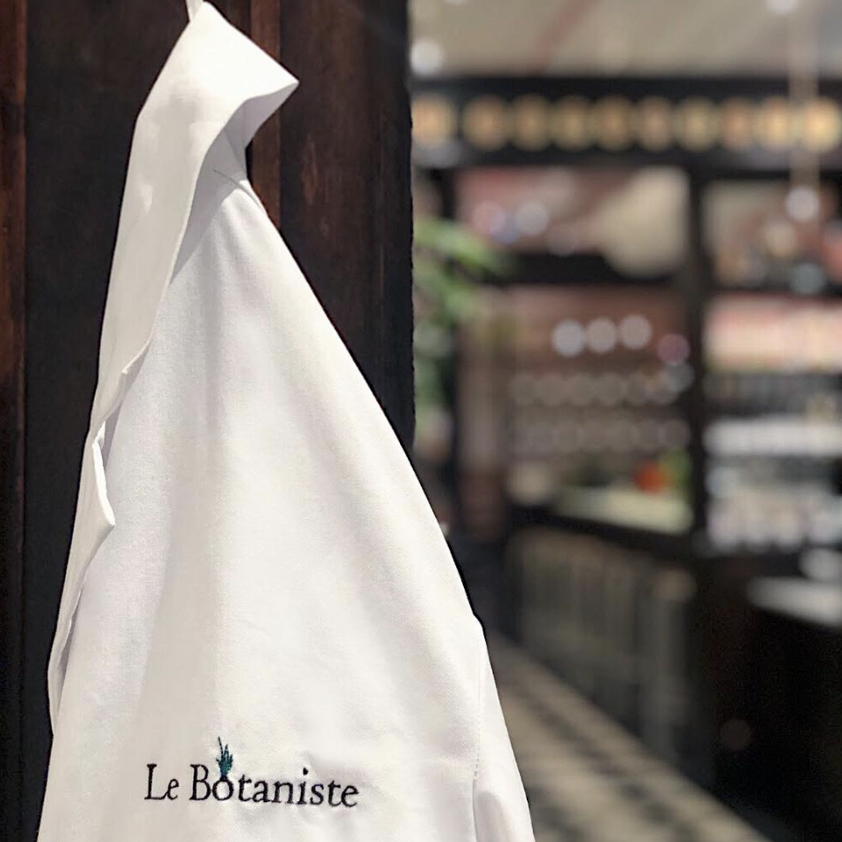 Le Botaniste Lab Coat
